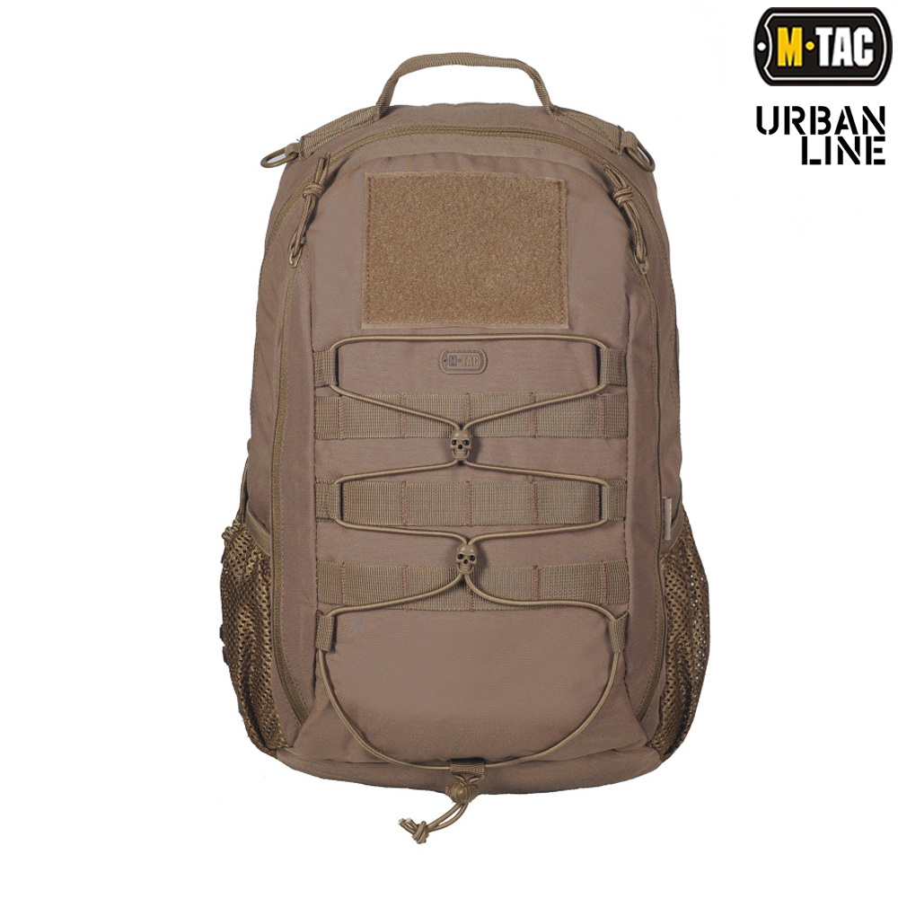 M-Tac рюкзак Urban Line Force Pack Coyote Brown (общий вид)