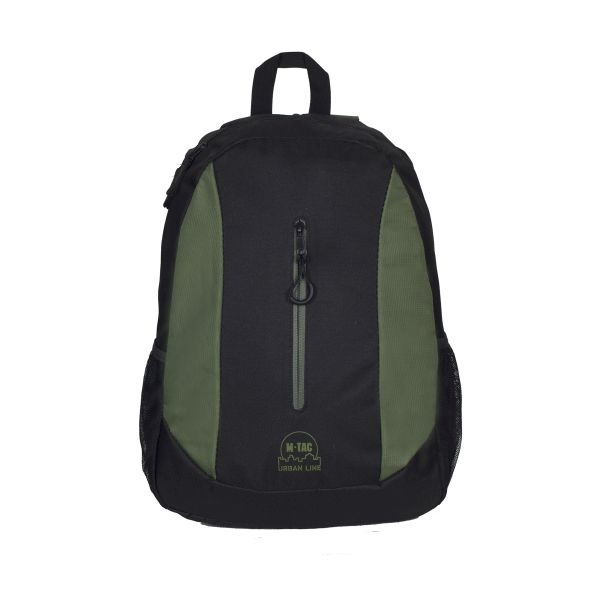 M-Tac рюкзак Urban Line Lite Pack GreenBlack (фото 1) - интернет-магазин Викинг