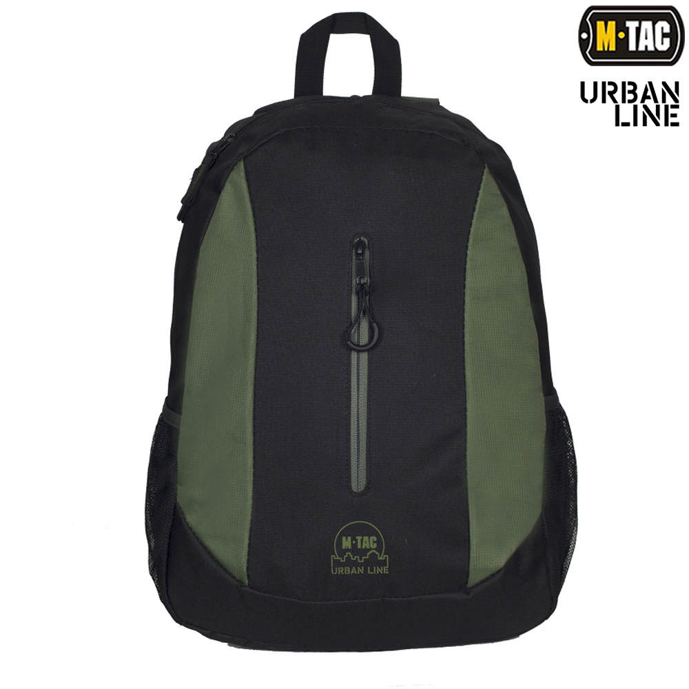 M-Tac рюкзак Urban Line Lite Pack GreenBlack (основной вид)