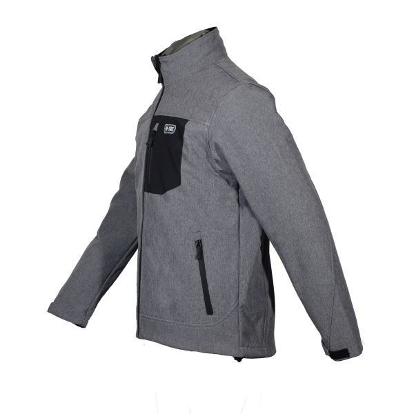 M-Tac куртка Rainstar Soft Shell Grey (фото 6) - интернет-магазин Викинг