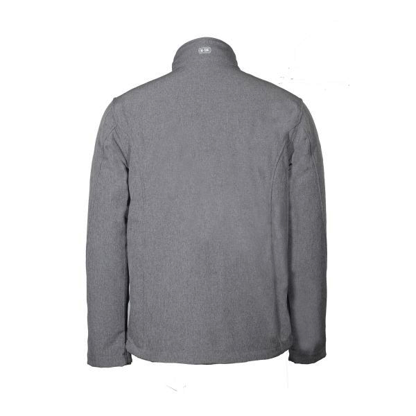 M-Tac куртка Rainstar Soft Shell Grey (фото 12) - интернет-магазин Викинг