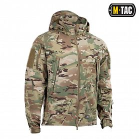 M-Tac куртка Soft Shell multicam