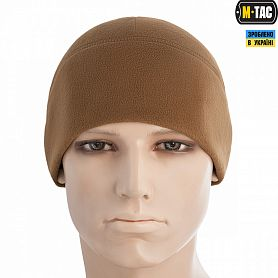 M-Tac шапка Watch Cap Elite флис (340г/м2) Coyote Brown