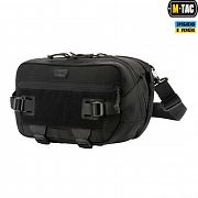 M-Tac сумка Mini Messenger Bag Premium Black