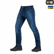 M-Tac джинсы Tactical Gen.I Slim Fit Dark Denim